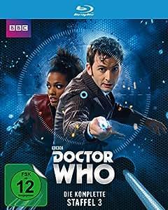 Doctor Who - Die komplette 3. Staffel [Blu-ray]