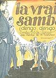 LA VRAIE SAMBA DENGO DENGO ( PARTITION)
