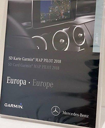 Plush Figures Navigation SD Card Garmin Map Pilot 2018 North