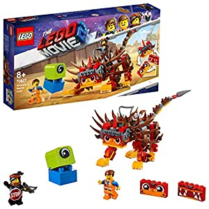 LEGO Movie 2 - Ultrakatty e Lucy guerriera!, 70827 4 spesavip