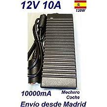 Cargador Coche Mechero 12V 10A Reemplazo Nevera Mobicool U26 DC TE Cooler Recambio Replacement