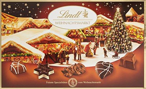Preisvergleich Produktbild Lindt & Sprüngli Weihnachts-Markt Pralinés,  1er Pack (1 x 200 g)