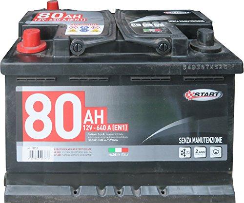 Start L3 Batteria Auto SX 80AH 640A 12V