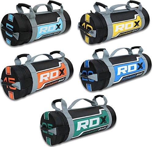 RDX Gewichtssack Sandbag Fitness Training Fitnessbag Powerbag Crossfit Gewicht Sandsack (MEHRWEG)