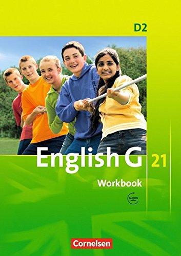 English G 21 - Ausgabe D / Band 2: 6. Schuljahr - Workbook mit Audios online D2 12