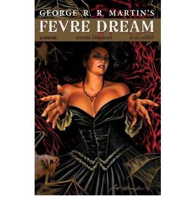 Book cover for Fevre Dream