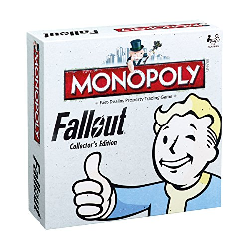 fallout 4 monopoly Winning Moves Monopoly, Englische Ausgabe