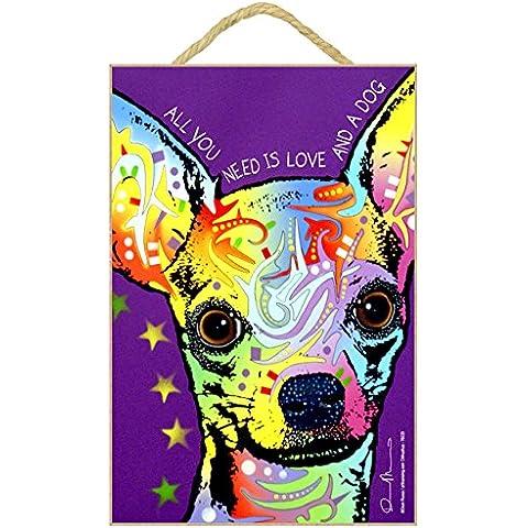 Chihuahua regalo (Viola)–