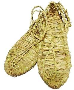 Bleach Bleach sandales de paille et chaussettes fix?s taille S sandales (23 ~ 24cm) Cosplay femmes taille S (Japon import / Le paquet et le manuel sont ?crites en japonais)