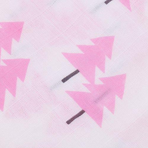 Gazechimp Babydecke Kuscheldecke Krabbeldecke Multifunktion Decke 100x110cm - Farbe 5, 100x110cm