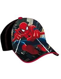 "Spiderman Cap, chapeau, berretto, tapa, Kappe ""black"" Gr. M (52/54) 2200-1000"