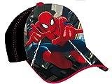 Spiderman Cap, chapeau, berretto, tapa, Kappe