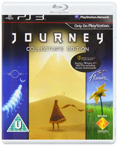 Journey Collectors Edition (Playstation 3) [Edizione: Regno Unito]