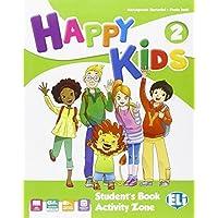 Happy kids. Con e-book. Con espansione online. Per la Scuola elementare: 2