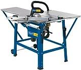 Scheppach Universal Tischkreissäge Baukreissäge T310 - 230V incl 2 Sägeblätter und Erweiterungen