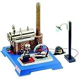 00105 - Wilesco D 105 - Dampfmaschine Electric Light