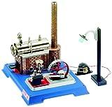 Wilesco 00105 D 105 Motore a Vapore, Luce elettrica [Giocattolo]