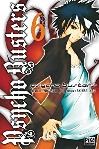 Psycho Busters Edition simple Tome 6