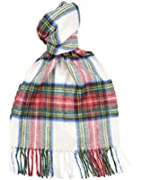 Lambswool Clan Scarf Stewart Dress Modern Tartan