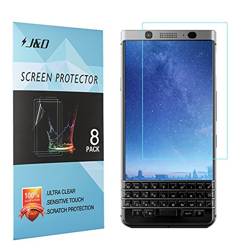 JD Compatible 8 Paquetes Blackberry KEYone