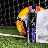 Sure Men Anti-perspirant Deodorant Aerosol Active Dry 250ml