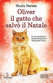 Oliver, il gatto che salvò il Natale
