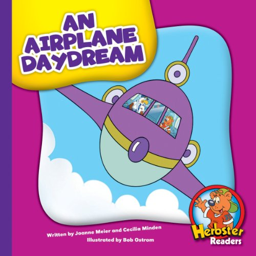 An Airplane Daydream (Herbster Readers: The First Day of School) (English Edition) -