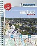 Michelin Straßenatlas Benelux mit Spiralbindung (MICHELIN Atlanten)
