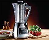 Scotts Of Stow Chrome Automatic Soup Maker Blender Mixer Smoothie Machine 900W