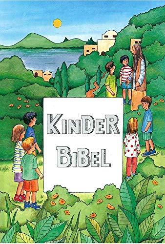 Personalisierte Kinderbibel - ein Geschenk zur Taufe, Kommunion oder Konfirmation