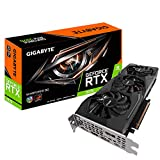 Gigabyte RTX 2070 Windforce - Tarjeta gráfica (8 GB de RAM, 256 bit, PCI-E 3.0 x 16, 1620 MHz Core Clock) Color Negro