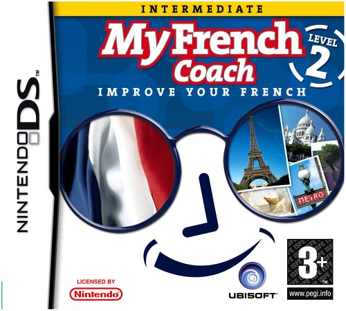 my-french-coach-level-2nintendo-ds
