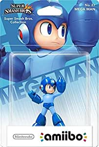 Amiibo Mega Man - Super Smash Bros. Collection