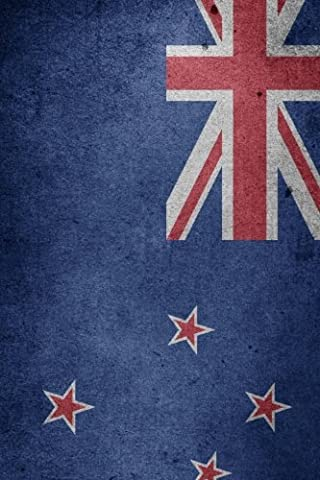 The Flag of New Zealand Kiwi Journal: Take Notes, Write Down Memories in this 150 Page Lined Journal