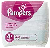 Pampers - Active fit maxi plus 9-20kg (140 unidades)