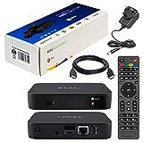 HB-DIGITAL & Infomir MAG 322w1 Original IPTV SET TOP BOX, WLAN (WiFi) integrated