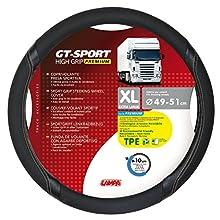 Lampa 98022 Steering Wheel Cover TPE GT-Sport XL
