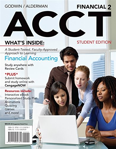 Financial Acct2 (with Cengagenow, 1 Term Printed Access Card) [With Access Code]
