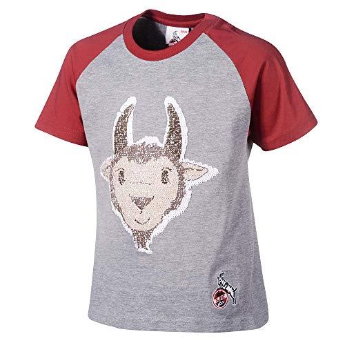 1. FC Köln Kids - T-Shirt Geisbergstr. Gr. 98/104
