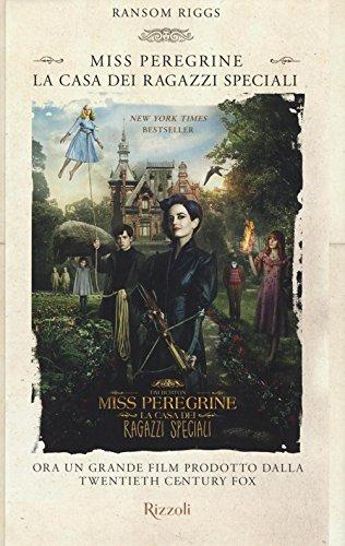 Miss Peregrine. La casa dei...