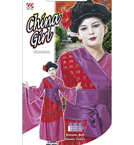 Imagen de widman  disfraz de chino oriental para niña, talla 8 años 38716  alternativa