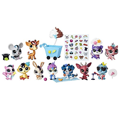 Littlest Pet Shop, LPS Showtime Pet Performers Exclusive Set, by Littlest Pet Shop - Shop-pet-sets Littlest Pet