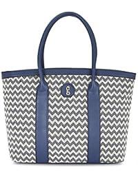 global desi Women's Tote Bag (Navy)