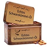 Natura Vitalis Schwarzkümmelöl 730 Softgels