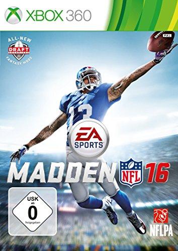 MADDEN NFL 16 - [Xbox 360] (Video-spiele 360 Madden Xbox)