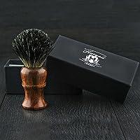 100% Pure Badger Hair de afeitar haryali Rose Wood Wooden Brush–Cepillo de Londres