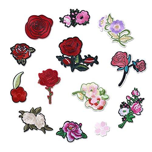 kit-da-13pz-toppa-termoadesiva-patch-ricamato-toppe-da-cucire-rose-fiore-per-tessuto-stoffa-rifinitu