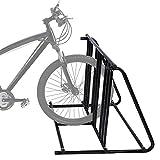 Best Bike Rack Parkings - Bicycle Rack, Bike Stand Parking Rack Floor or Review