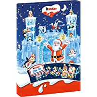 Ferrero Kinder Mini Mix Calendario dell'Avvento 152g (1pezzo)