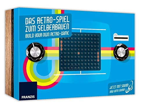 Das Retro-Spiel zum Selberbauen | Spielspaß wie vor 40 Jahren! | Build your own Retro Arcade Game -